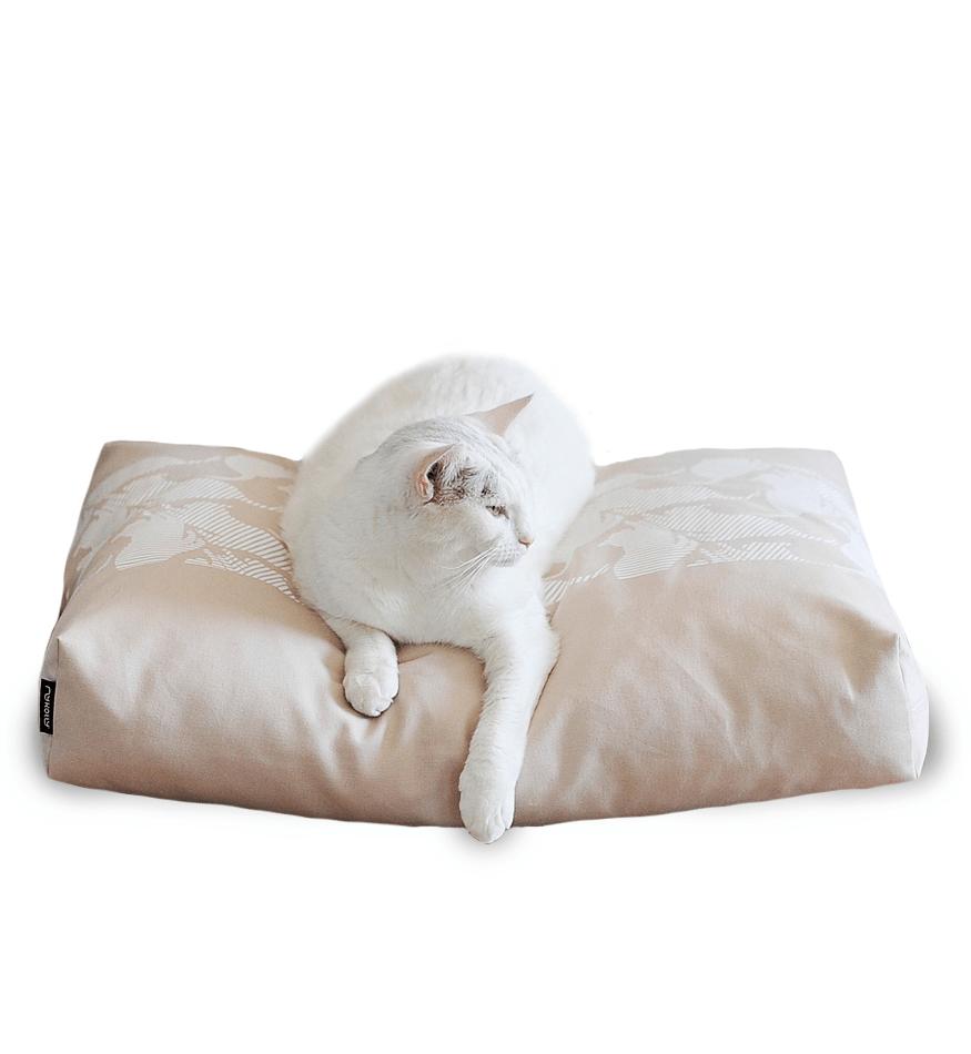 Komplet Emi łóżko Dla Kota Padi Poduszka Kocyk Fibi